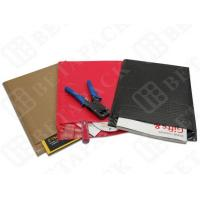 Wholesale Cushioned 9x12 Bubble Mailers , Tear-Proof Red / Black Poly Mailer Bags from china suppliers