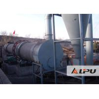 Wholesale 5.5kw Industrial Rotary Drum Dryer Machine for Clay Kaolin Wood Shavings from china suppliers