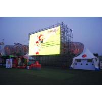 Buy cheap High bright P10 full color outdoor led digital sign board from Wholesalers