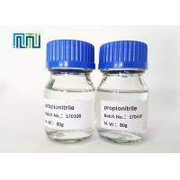 Wholesale PPN Parfum Fragrance Ingredients CAS 107-12-0 Propionitrile from china suppliers