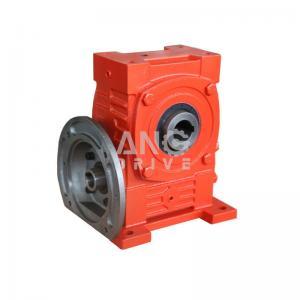 China Wpka Wpdka Wpw Wpwa Right Angle Gear Box Cast Iron Gear Unit Gearbox Worm Reducer on sale