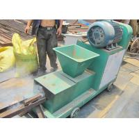 China High Performance BBQ Charcoal Briquette Machine With 8-12% Feeding Sawdust Moisture on sale