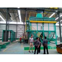 Buy cheap Zinc Hot Dip Galvanizing Equipment With Flue Gas Waste Heat Utilization System from wholesalers