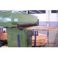 Wholesale Copper Rod 	Upward Continuous Casting Machine Annnual 2000MT D17mm-D30 from china suppliers