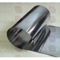 Wholesale High quality 99.95% pure Niobium Foil for sale from china suppliers