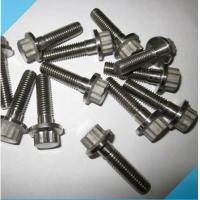 Wholesale GR5 12 point flange Titanium alloy bolts screws from china suppliers