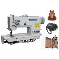 Wholesale Single Needle 3000RPM 8mm Stitch Needle Feed Sewing Machine from china suppliers