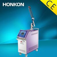 Quality Deep Wrinkles Removal Co2 Fractional Laser Machine , High Power Single Pulse Laser for sale