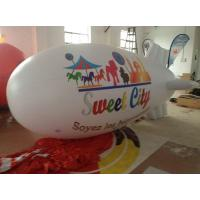 Wholesale PVC Inflatable Advertising Products Airtight Blimp Helium Airship for Display from china suppliers