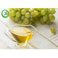 Wholesale Pharmaceutical Materials Yellow Liquid Grape Seed Oil To Dissolve Steroid from china suppliers