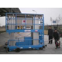 Wholesale Self Propelled Work Platform For Theatres , 10m Hydraulic Work Platform Lift from china suppliers