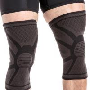 Sports Compression Knee Brace Support For Arthritis Patella Stabilizer