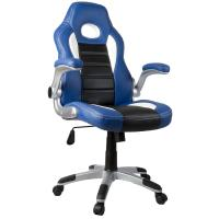 Wholesale PU Leather Material Adjustable Office Chair With Wheels Various Color from china suppliers