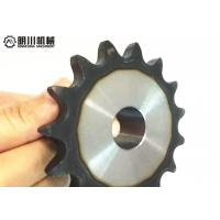 Wholesale Steel Conveyor Chain Sprocket Wheel / Small Chain Sprocket With Heat Treatment from china suppliers