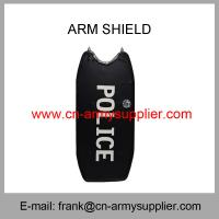 Buy cheap Wholesale Cheap China Army Anti Riot Military Police Arm Shield from wholesalers