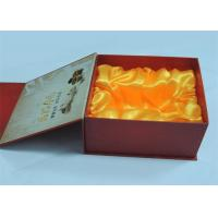 Wholesale Electronic Products / Wine Printed Gift Boxes With Plastic Tray 250gram / 300gram from china suppliers