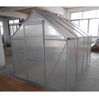 China Large Garden Aluminium Greenhouse With Polycarbonate Glazing /Polycarbonate hollow sheet for the garden greenhouses on sale