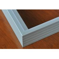 Wholesale ISO9001  Aluminum frames for solar panels , aluminum solar frame from china suppliers