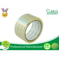 Quality Antistatic protective Crystal Clear Tape Water Based 35 micron - 65 micron Thickness for sale