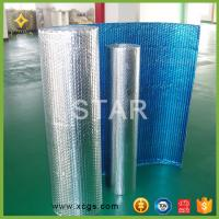 Wholesale Aluminum foil Bubble insulation material for packaging the air conditional pipe from china suppliers