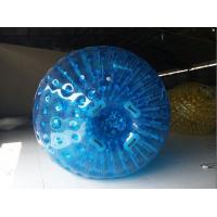 Wholesale Football Inflatable Yard Toys 0.65-0.9mm PVC / TPU Land Human Zorb Ball Sport Entertainment from china suppliers