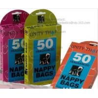 Wholesale Fragranced sacks, twist tie bags, closure bags, seal top bags, slide seal bags, drawstring from china suppliers