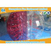 Funny Body Inflatable Zorb Human Hamster Ball Soft Carpet For Playing Center
