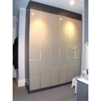 China Water Resistant Lacquered Glass Oyster White for sale
