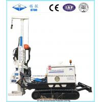 China High Efficienct Anchor Drilling Rig , Long Life Down Hole Equipment QY -60L for sale