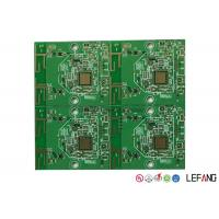 Wholesale Enig Multilayer FR4 Prototype Printed Circuit Board For Security Alarm Mainframe Device from china suppliers