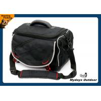 Buy cheap Wolf Black Fishing Backpack Tackle Bag Lightweight 38*25*22cm from wholesalers