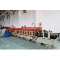 China Galvanized Steel Sheet Roll Forming Machine Chain Drive High Efficiency on sale
