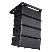 Compact Two Way Line Array Sound System For Outdoors / Indoors , 10 Inch Size