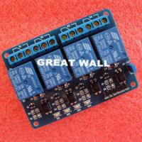 Quality 4 channel relay module 4-channel relay control board with optocoupler for for sale