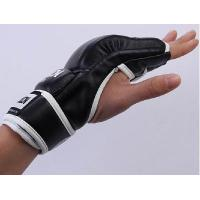 Wholesale wholesale Ruidiren Sports Free Combat PU Leather Exposed Fingers Boxing Gloves from china suppliers