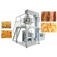 Wholesale Snacks Food Packaging Sealing Machine , Vertical Form Fill Seal Packaging Machines from china suppliers