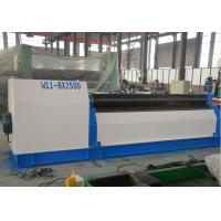 Buy cheap Sheet Mechanical Plate Rolling Machine / 3 Roll Bending Machine For Sale from Wholesalers