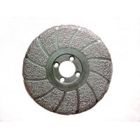 Wholesale Vacuum Brazed Metal Bonded Diamond Grinding Wheel For Concrete / Masonry Surface from china suppliers