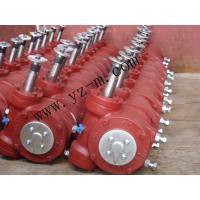 Wholesale MY-4 Ductile Iron Worm gear operator, bevel gear operator, worm gearbox, valve actuator from china suppliers