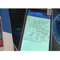 Wholesale Phone Type Multi Language Translator With Electronic Dictionaries 3c Certification from china suppliers