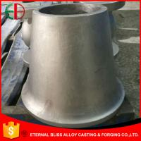 Wholesale Stellite 6 Coating  3mm Thick High Temperature High Wear Open Die Forging Adapter Component 316L EB3391 from china suppliers