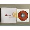 Buy cheap Microsoft Office 2016 pRORetail / PKC / OEM Pro 64 Bit DVD , Microsoft Office 2016 Pro Plus from wholesalers