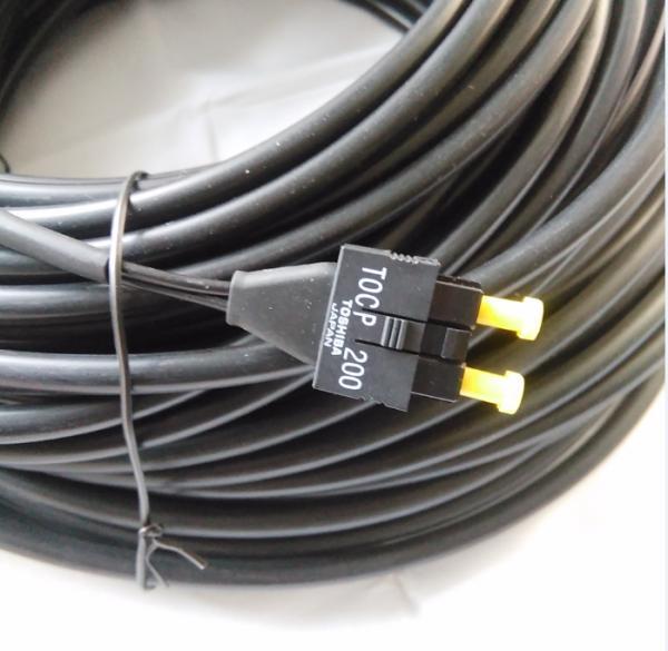 toshiba tocp200 optic fiber cable 20M