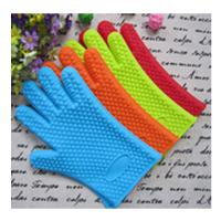 Wholesale five finger silicone gloves ,silicone oven mitt with five fingers from china suppliers