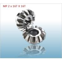 Wholesale OEM Mechanical Engineering Gears - Forging, Alloy Steel Straight Tooth Bevel Gear from china suppliers