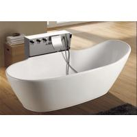 China cUPC freestanding acrylic resin bathtub,bathroom bathtub,irregular bathtub on sale