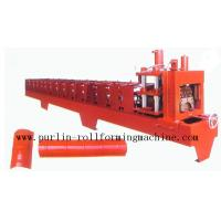 Wholesale Color Steel Roof Tiles and Ridge Cap Roll Forming Machine For Theatre / Garden Roofing in the Building Fields from china suppliers