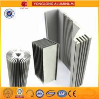 Wholesale Heat Broke Aluminum Frame Profiles Sound Insulation Impact Resistance from china suppliers