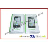 Wholesale Fashion Clear Fold Plastic Clamshell Packaging Boxes For Iphone 5s Case from china suppliers