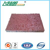 Durable Full PU Mixed Athletic Running Track Permeable Playground Surfacing 13 Mm All Weather Surfaces